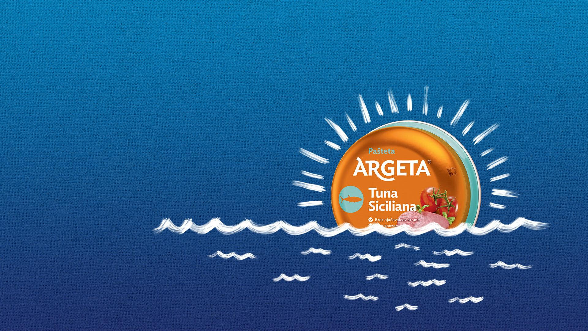 Še boljše poletje z Argeto